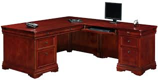 impressive rue de lyon furniture series 72 executive desk