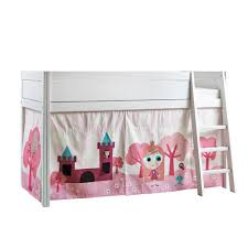 girls castle bed princess girls cabin bed lifetime furniture cuckooland