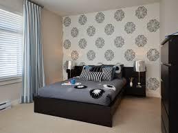 Wallpaper Design In Bedroom Bedroom Wallpaper Designs Ideas Alluring Image Bedroom Wallpaper