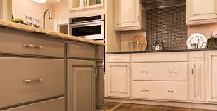 warm stone painted cabinetry db homes