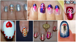 valentines day nail designs cute and easy to do love for nail