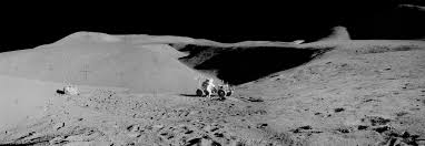 rovering across the moon during apollo 15 rocketstem