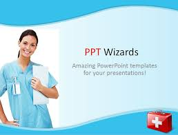 nursing education template presentation free medical powerpoint