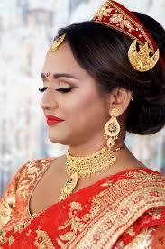 bridal hairstyle for reception niscala pandey wedding u0026 reception portraits