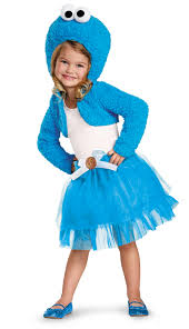 kids cookie monster girls costume 30 99 the costume land
