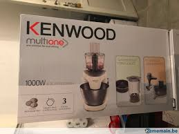 cuisine kenwood neuf cuisine kenwood multione khh323wh a vendre 2ememain be