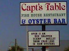 captain s table panama city top 3 places to get crab legs in panama city beach pcb fl