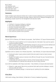resumes for business analyst positions in princeton software resume business analyst