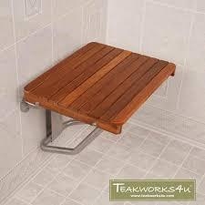 Redwood Shower Bench Teakworks4u Handcrafted Teak Bath Mats Teak Shower Benches Us Made