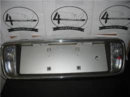 Backup Lights 2000 2001 2002 2003 2004 2005 Cadillac Deville License Plate