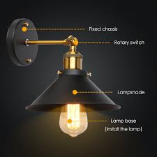 Wall Sconce Lighting Online Get Cheap Rustic Wall Sconces Aliexpress Com Alibaba Group