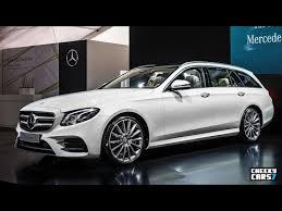 mercedes e station wagon mercedes e class estate wagon 2016 premiere
