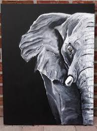bder in grau medium acrylic painting black white schwarz weiss grau grey