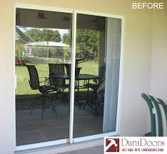 plastpro french doors with odl enclosed blinds duradoors