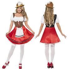 Maid Halloween Costumes 12 57 Oktoberfest Waiter Serving Maid Loaded Maid Costume