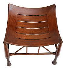 Hawaiian Furniture And Lamp Company by Vintage U0026 Used Low Stools Chairish