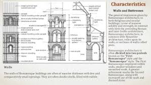 Gothic Architecture Floor Plan Introduction To Romanesque Architecture