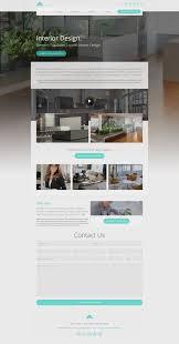 interior design website interior design website templates mobile responsive web designs