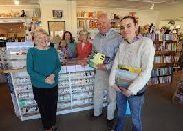 take 10 a storybook success at brewster book store news