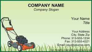 free lawn mowing flyer template stackerx info