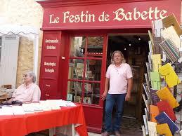 babeth cuisine librairie le festin de babette la cité de l ecrit à montmorillon