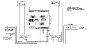 turnstile standard wiring diagram for control head