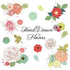 wedding flowers clipart sale wedding floral clipart flower clipart scrapbook flowers