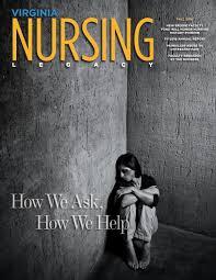 virginia nursing legacy fall 2016 by virginia nursing legacy issuu