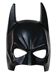 Halloween Costumes Mask Amazon Rubie U0027s Batman Mask Size Costume Masks