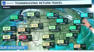thanksgiving return travel forecast cnn