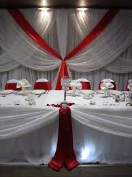red and white table decorations for a wedding impressive red and white table decorations with best 25 red