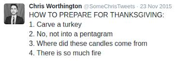 Funniest Thanksgiving Tweets Funniest Tweets I U0027ve Seen In 2016 Mazarine Treyz