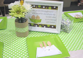 Two Peas In A Pod Centerpieces by Sweeten Your Day Events Sweet Pea Baby Shower