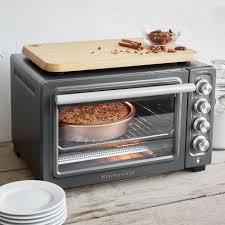 kitchenaid toaster oven kitchenaid compact oven with interior light sur la table