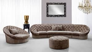 Sectional Sofa With Ottoman Modern Fabric Sectional Sofa Set With Matching Ottoman And Chair