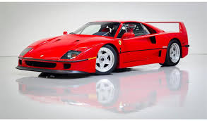 1991 f40 for sale 1991 f40 at velocity motorcars