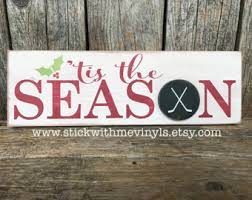 sign decor tis the season etsy
