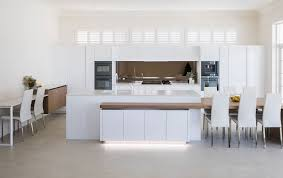 modern and traditional meet an elegant kitchen design