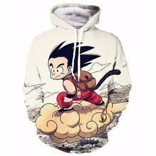 popular hoodie goku buy cheap hoodie goku lots from china hoodie