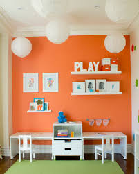 colourful polkadot playroom colorful playroom desk areas and