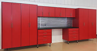 garage cabinets designed and built for you redline garagegear