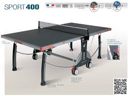 cornilleau indoor table tennis table cornilleau ping pong table sport 400 indoor