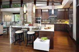 Modern Open Kitchen Design Decoration Modern Open Kitchen Design