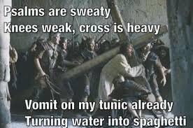 Offensive Jesus Memes - eminem jesus funny