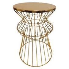 marble u0026 gold accent table nate berkus target nightstands