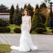 Summer Garden Dresses - aliexpress com buy romantic 3d floral applique princess wedding
