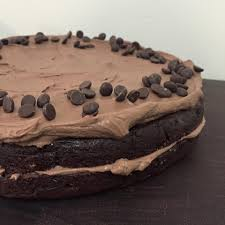 the ultimate healthy chocolate party cake u2013 with frosting