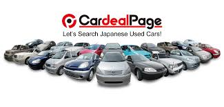 used toyota cars japanese used cars cardealpage