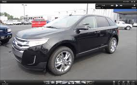 2011 ford edge limited start up engine and in depth tour youtube