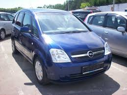 2004 opel meriva pictures 1 6l gasoline ff manual for sale